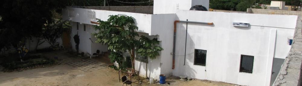 Ausbildungszentrum 2011, Wohnhaus